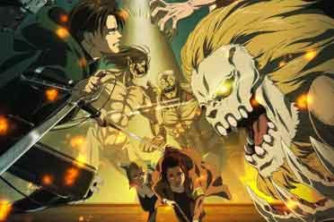 动画区的王回来了 巨人第四季开播 第一集就是王炸