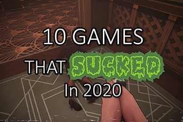 2020年度糟糕游戏Top10:《漫威复仇者联盟》上榜!