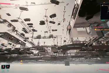 """《2077》夜之城中有""""坑"""":玩家可直接跳到地图外!"""