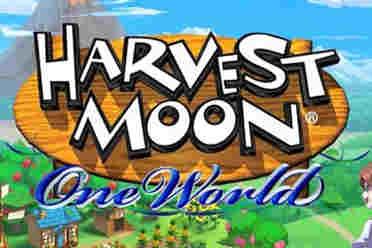牧场模拟游戏《丰收之月:一个世界》追加Xbox One版