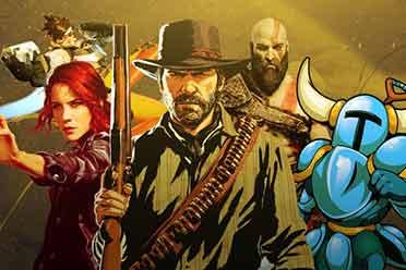 IGN评选上世代最佳游戏TOP100 无数精彩游戏迭出!
