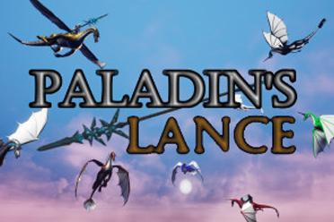 幻想世界动作游戏《圣骑士的长矛》专题上线
