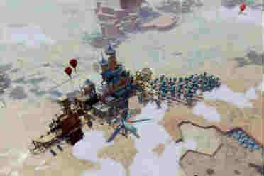 《空中王国》PC Gamer评测:迷人惬意的独特城建游戏