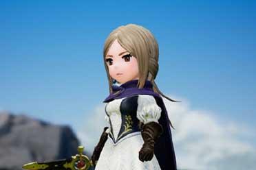 《勇气默示录2》最新角色情报 佣兵、学者、亡国公主