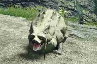 《怪物猎人:崛起》