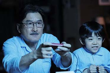 和自己的老爹一起打游戏,到底有多难?