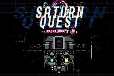 像素风动作冒险游戏《土星冒险:爆炸效应》专题上线!