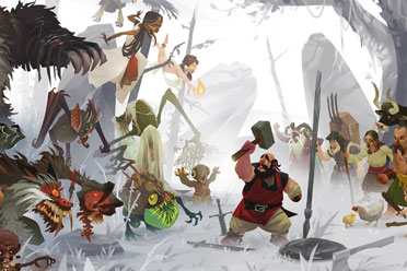 战斗民族民间传说《YAGA》Steam发售!首发特惠51元