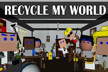 环保主题开放世界冒险游戏《回收我的世界》专题上线