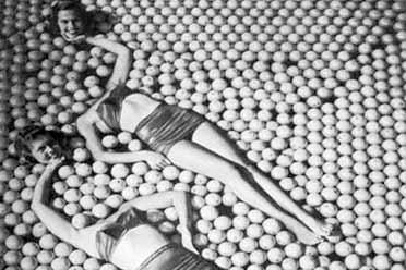 身姿绰约的美国少女竟人头分离!15张罕见的历史照片