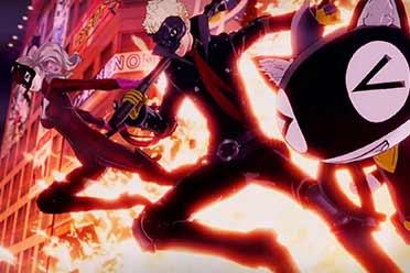 PC版即将发售!PC《女神异闻录5S》激燃战斗预告片!
