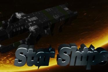 太空背景即时策略游戏《星际飞船》专题上线