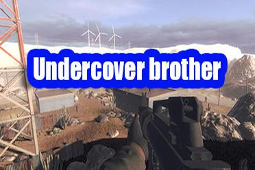 第一人称动作冒险游戏《卧底兄弟》专题上线