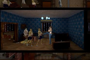 僵尸题材横版3d动作冒险游戏《Z血任务》专题站上线