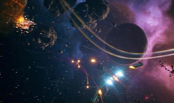 《永恒空间2》抢先体验版本已推出 最新预告片展示