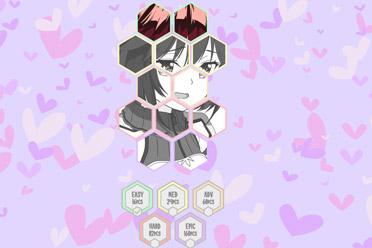 美少女题材解谜类游戏《情人节快乐》游侠专题上线