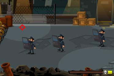 横版街头动作射击游戏《暴徒之战》游侠专题站上线
