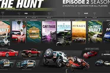 《飙酷车神2》第1季第2章推出 带来全新模式和载具