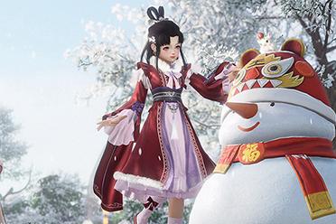 贺岁大片今日首映 《剑网3》新春福利惊喜多多