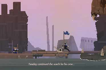 2D动作冒险游戏《Olija》故事预告赏!动作画面披露