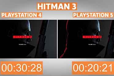 《杀手3》各主机版本载入时间对比 PS5速度略优于XSX