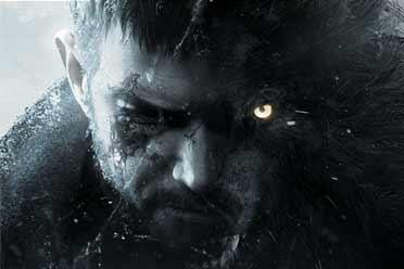 《生化危机8》游戏封面图曝光!Chris可能是半兽人?