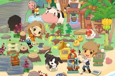 eShop曝光《牧场物语》《天铸》等NS新作游戏容量!