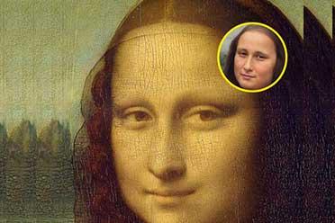 AI重现[历史人物的逼真样貌]:和照片拍出来的一样!