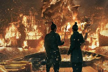 十二年后,吴宇森携新片《川流》重新解读赤壁大火