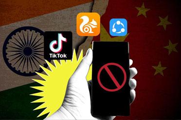 印度宣布将永久禁止59款中国APP!包括抖音 微信等
