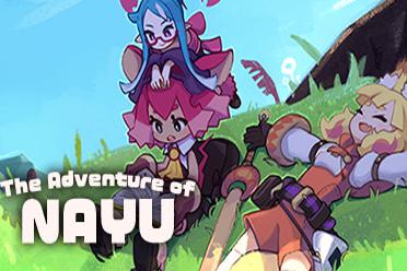 和狐狸少女一起冒险 奇幻游戏《Nayu的冒险》专题上线