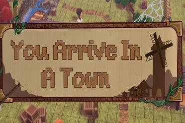 角色扮演动作冒险游戏《你来到一个小镇》专题上线