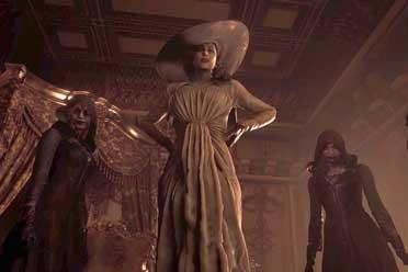 打丧尸格局太小了 这样的吸血鬼大姐姐才显得够大