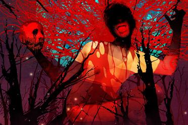 黑暗世界RPG游戏《狼人之末日怒吼森林之心》专题上线