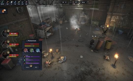 模拟新游《流浪汉的斗争》免费序章已经登陆Steam