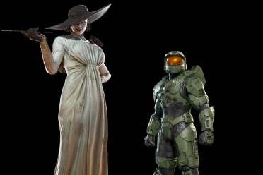 《生化8》吸血夫人是最高游戏角色?士官长只到胸部
