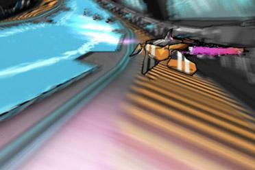 太空风格动作赛车竞速游戏《公制赛车》游侠专题上线