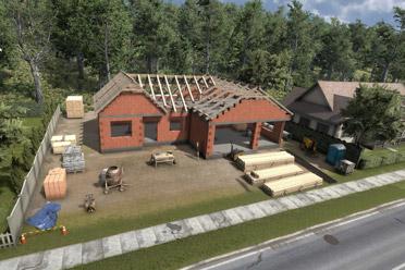 房屋建筑模拟建造类游戏《造房模拟器》游侠专题上线