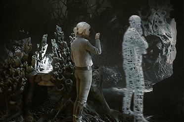 《灵媒》图文评测:穿梭并解开两个世界的秘密