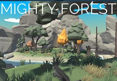 开放世界探索冒险游戏《巨大的森林》专题上线