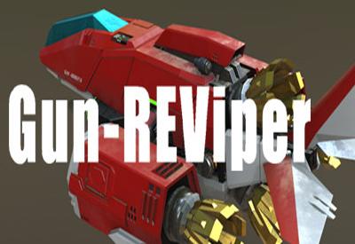 2.5D垂直滚动弹幕射击游戏《Gun REViper》专题上线
