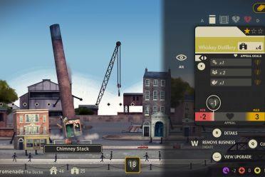 建造经营游戏《建筑也有感情》上架Steam!3月发售