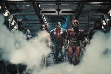 小丑蝙蝠侠见面!扎导版《正义联盟》新预告公开