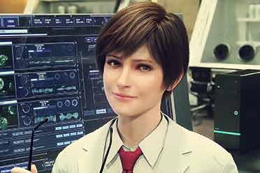 NS限时独占《生化》新作曝光 瑞贝卡回归担任主角之一