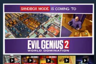《邪恶天才2:世界统治》Steam预售:104元!支持简中