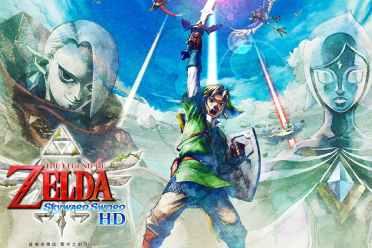 《塞尔达传说:天空之剑》HD登NS!荒野之息2进展顺利