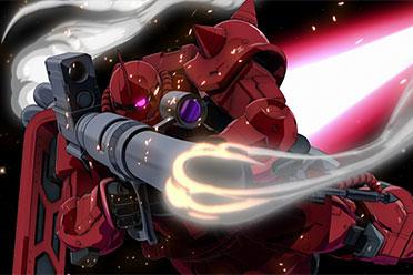 红色彗星最帅!《高达》史上最帅的敌人机体TOP 10