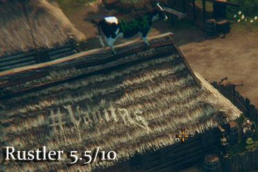 《侠盗猎马Rustler》评测:不,它真的不是侠盗猎马人