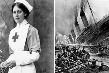 冷知识:中国曾有一个英国!护士历经三次海难都生还!