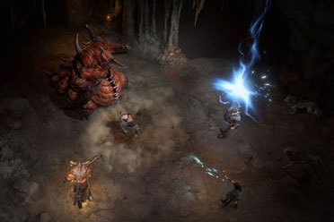 《暗黑4》预告采用游戏引擎制作!支持自定义角色